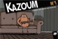 Celephais Revue - Kazoum - La revue 100% inédits Blogs Bd.