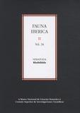 Angeles Ramos Sanchez - Fauna iberica  : Nematoda Rhabditida.