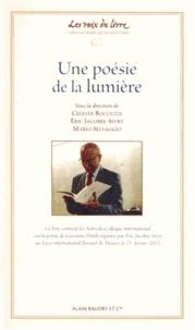 Celeste Boccuzzi et Eric Jacobée-Sivry - Une poésie de la lumière.