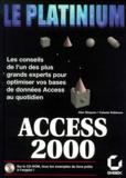 Céleste Robinson et Alan Simpson - ACCESS 2000. - Avec CD-ROM.