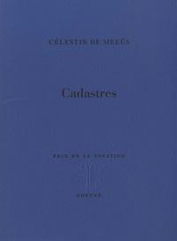 Célestin De Meeûs - Cadastres.