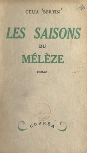 Les saisons du mélèze