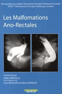 Les malformations Ano-Rectales - 27e séminaire de chirurgie pédiatrique viscérale.pdf