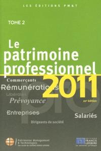 Openwetlab.it Le patrimoine professionnel 2011 - Tome 2 Image