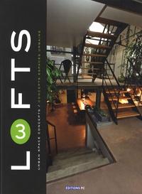 Deedr.fr Lofts 3 - Concepts espaces urbains, édition bilingue français-anglais Image