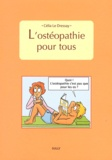 Célia Le Dressay - L'ostéopathie pour tous.