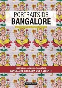 Célia Mercier et Johanne Kaminski - Portraits de Bangalore.