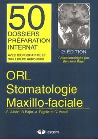 ORL - Stomatologie - Maxillo-faciale- 2ème édition - Célia Vastel |