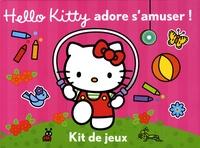 Celina Carvalho - Hello Kitty adore s'amuser ! - Kit de jeux.