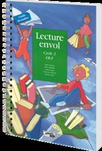 Céline Augé et Alain Dausse - Lecture envol CE2. - Guide du maître.