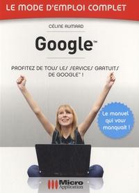 Céline Aumard - Google n°16 - Profitez de tous les services gratuits de Google !.