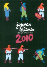 Céline Bagot et  Collectif - Jeunes talents 2010 : 37e Festival international de la bande dessinée d'Angoulême - Catalogue de l'exposition.