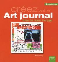 Satt2018.fr Créez votre Art journal - Donnez des couleurs à vos pages Image
