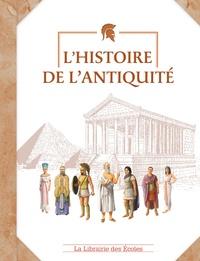 Céline Bathias - L'histoire de l'Antiquité.