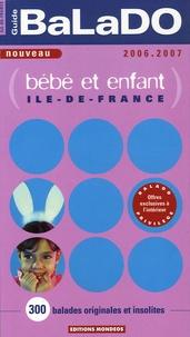 Céline Baussay et Ludivine Boizard - Guide Balado bébé et enfant Ile-de-France.