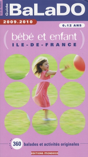 Céline Baussay et Sarah Ben Ammar - Guide Balado bébé et enfant Ile-de-France.