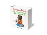 Céline Bour-Chollet et Laura Bour - Mon premier imagier des animaux Petit Ours Brun.