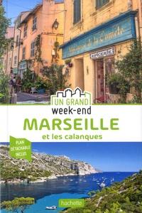 Céline Bousquet - Un grand week-end à Marseille. 1 Plan détachable