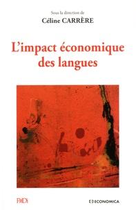 Céline Carrère - L'impact économique des langues.