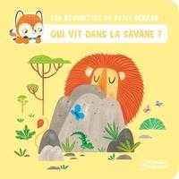 Céline Claire et Sara Sánchez - Qui vit dans la savane ?.