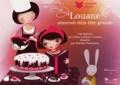 Céline Crochet et Solenne Fonteneau - Louane aimerait déjà être grande.