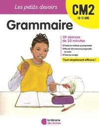 Céline de Pontfarcy - Grammaire CM2.