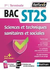 Céline Denoyer et Mireille Lala - Sciences et techniques sanitaires et sociales 1re et Tle ST2S.