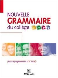 Nouvelle grammaire du collège 6e, 5e, 4e et 3e - Manuel élève.pdf