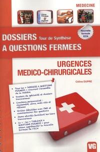 Céline Dupré - Urgences médico-chirurgicales.