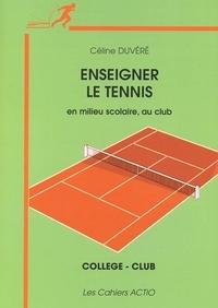 Checkpointfrance.fr Enseigner le tennis en milieu scolaire, au club Image