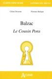Céline Duverne et Florence Balique - Balzac - Le cousin Pons.