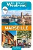 Céline Faucon et Romain Boutillier - Un grand week-end à Marseille. 1 Plan détachable