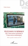 Céline Ferjoux - Télévision numérique - De l'innovation technique à l'innovation médiatique : 2005, la grande révolution du PAF.