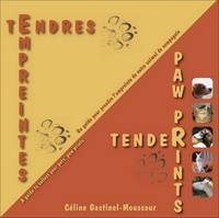 Céline Gastinel-Moussour - Tendres empreintes/Tender paw prints.