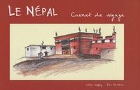 Céline Geffray et Yann Rialland - Le Népal - Carnet de voyage.