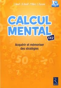Céline Henaff et Christian Henaff - Calcul mental CE2 - Acquérir et mémoriser des stratégies. 1 Cédérom