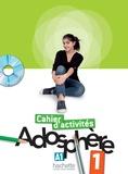 Céline Himber et Marie-Laure Poletti - Adosphère 1 A1 - Cahier d'activités. 1 Cédérom
