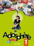 Céline Himber et Marie-Laure Poletti - Adosphère 1 - Méthode de français A1. 1 CD audio