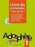 Céline Himber et Marie-Laure Poletti - Adosphère 1 - Livre du professeur A1. 1 Cédérom