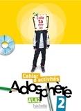 Céline Himber et Marie-Laure Poletti - Adosphère 2 - Cahier d'activités A1-A2. 1 Cédérom