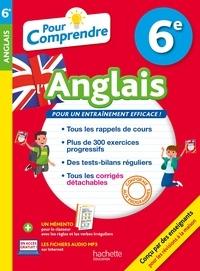 Céline Laurent et Krystel Gerber - Pour comprendre l'anglais 6e.