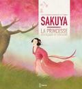 Céline Lavignette-Ammoun et Claire Degans - Sakuya - La princesse des fleurs de cerisiers.