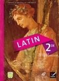 Céline Le Floch et Christine Tardiveau - Latin 2e.