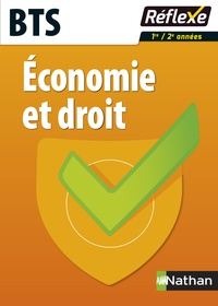 Alixetmika.fr Economie et Droit BTS - Avec un livret détachable Image