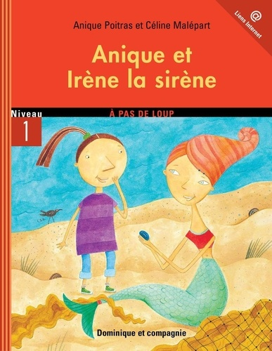 Anique  Anique et Irène la sirène
