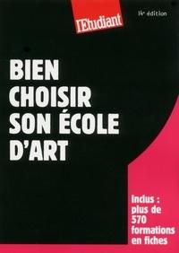 Céline Manceau - SERIE ETUDES  : Bien choisir son école d'art.