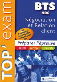 Céline Mansencal et Muriel Joseph-Théodore - Top'Exam BTS NRC Négociation et Relation client.