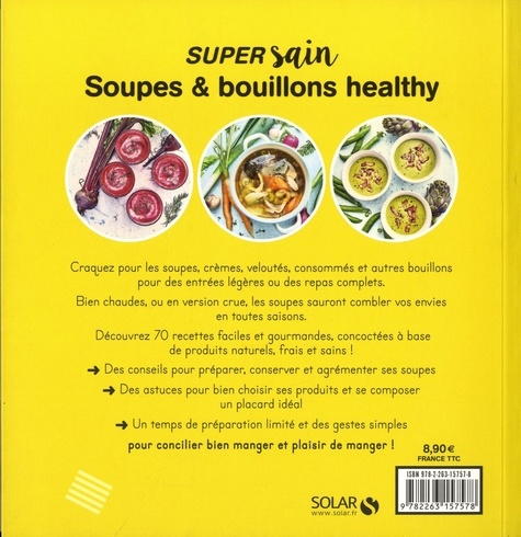 Soupes & bouillons Healthy