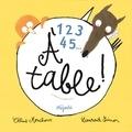 Céline Monchoux et Laurent Simon - 1, 2, 3, 4, 5... A table !.