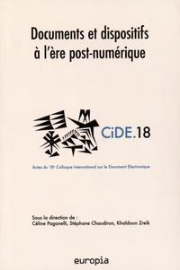 Histoiresdenlire.be Documents et dispositifs à l'ère post-numérique - Actes du 18e colloque international sur le document numérique (CiDE.18) Image
